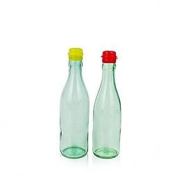 청색기름병 300/40개 들기름 참기름병 유리병