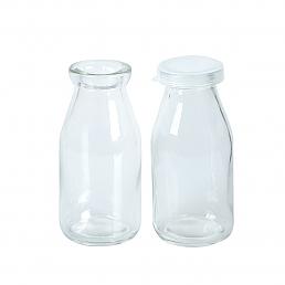 I우유200/ 40개 밀크티병 요거트병 유리병
